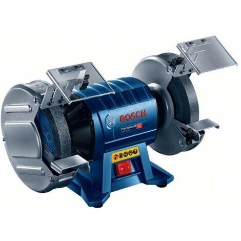 Bosch 060127A400 Esmeriladora GBG 60-20 Professional Esmeriladora 600W 3000rpm Disco 200x25x32mm Larga vida útil 15kg