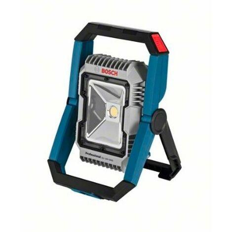 "Bosch 0601446400 Linterna GLI 18V-1900 Professional 14,4 y 18V-LI 1 LED 1900 Lum Rosca 5/8"" Orientable 5 posiciones"