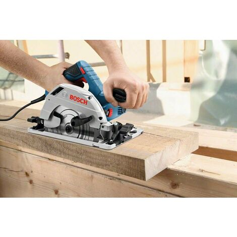 Bosch 0601682101 - Scie circulaire GKS 55+ GCE
