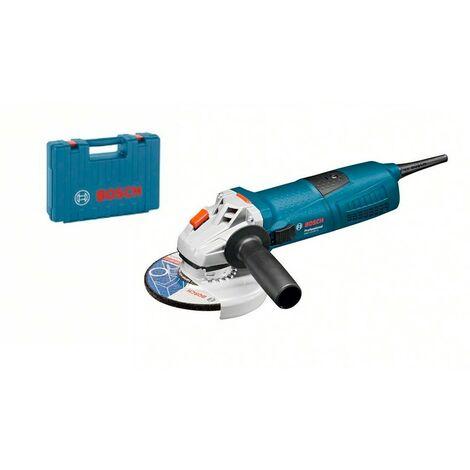 Bosch 060179F003 Miniamoladora GWS 13-125 CIE Professional 1300W 125mm 11500rpm Regulación electrónica Prot. rearranque