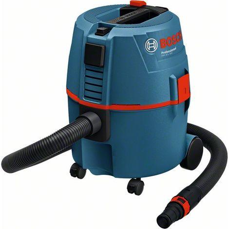 Bosch 060197B000 Aspirador GAS 20L SFC Prof 1200W 15l limpieza filtro semiautomática + accesorios