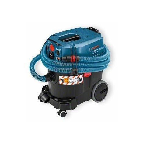 Bosch 06019C3100 Aspirador GAS 35M AFC Professional 1380W Para seco y húmedo 35l 2200W Equipo y tuberías anti-estático