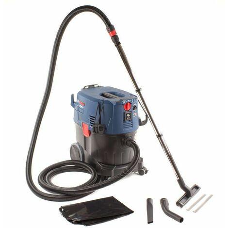 Bosch 06019C3200 Aspirador GAS 35L AFC Prof 1380W Para seco y húmedo 35l 2200W Equipo y tuberías anti-estático