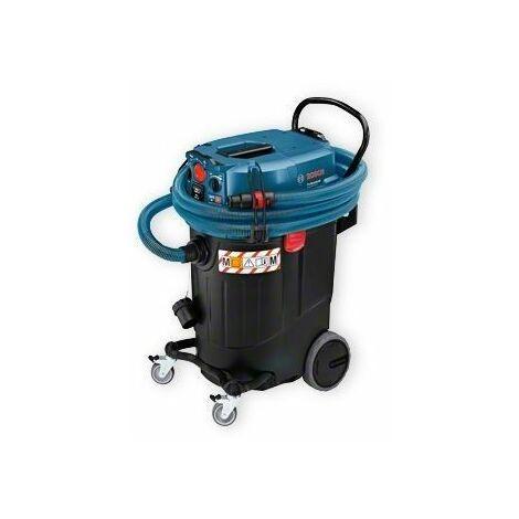 Bosch 06019C3300 Aspirador GAS 55M AFC Professional 1380W Para seco y húmedo 55l 2200W Equipo y tuberías anti-estático