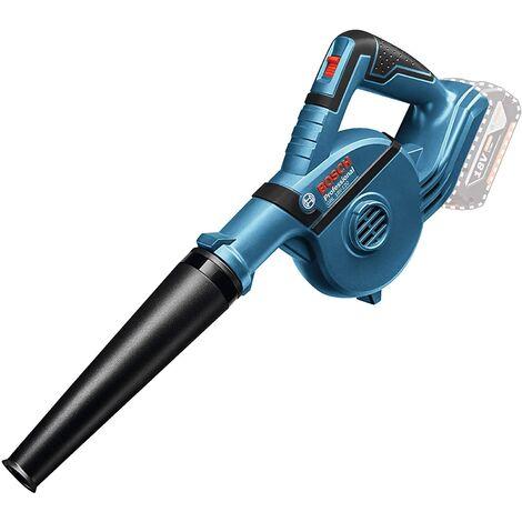 Bosch 06019F5100 Soplador a batería GBL 18V-120 Prof 18V Caudal 120 m3/h Velocidad 75m/s sin batería ni cargador