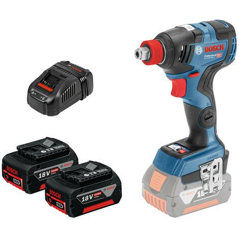 Bosch 06019G4201 - Visseuse à chocs/Boulonneuse sans fil GDX 18V-200 C