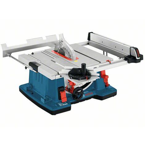 Bosch 0601B30400 Sierra de mesa GTS 10 XC Prof 2100W 3200rpm Dm Disco 254mm Tamaño mesa 775mm x768mm x343mm