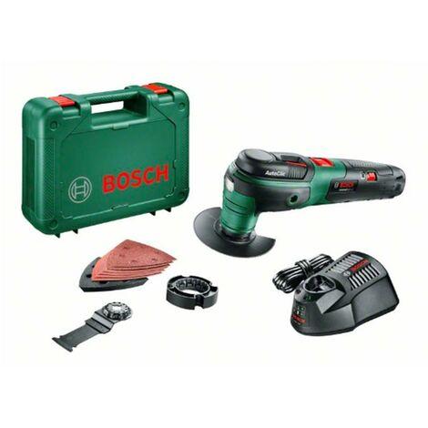 Bosch 0603103001 Multiherramienta batería Universal Multi 12 12V Electrónica constante 10000-20000rpm Sistema Autoclic
