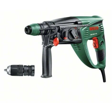 Bosch 0603394200 Martillo perforador PBH 3000-2 FRE SDS Plus 750W 2 velocidad 1450/3000rpm Percusión neumática