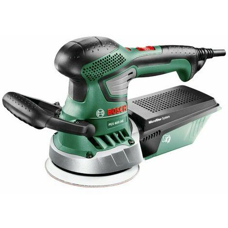 Bosch 06033A4000 - Ponceuse excentrique PEX 400 AE