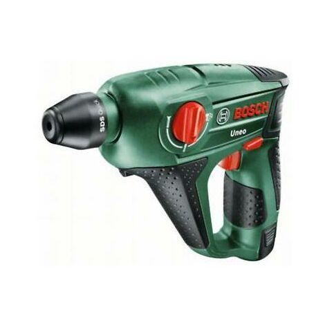 BOSCH 060398400D Martillo perforador a batería Uneo