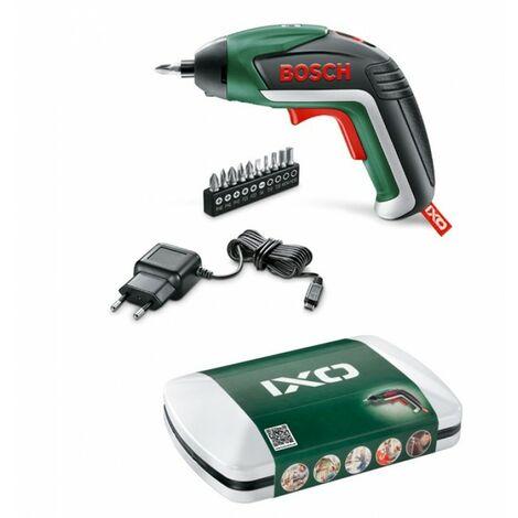 BOSCH 06039A8000 Atornillador a batería de litio IXO