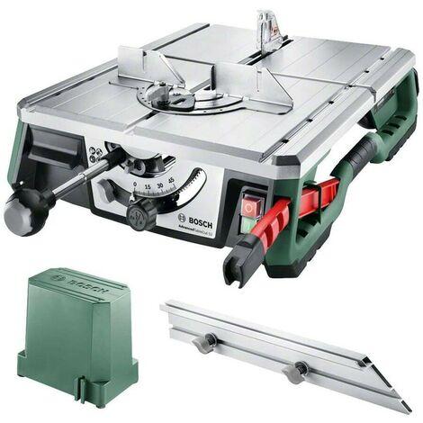 Bosch 0603B12000 Sierra de mesa AdvancedTableCut 52 550W 8200rpm 8,5kg