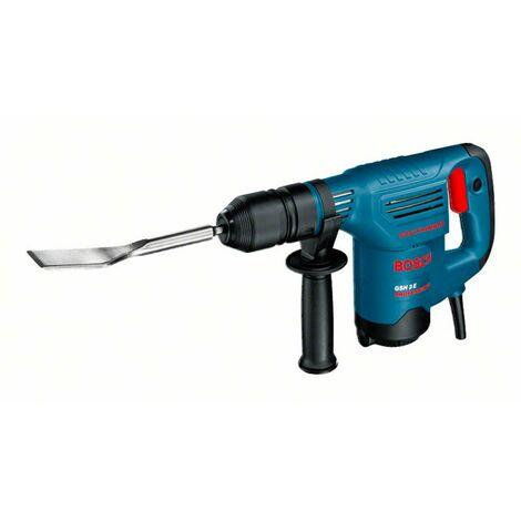 Bosch 0611320703 Martillo SDS Max GSH 3 E Professional 650W 2,6J SDS Plus Electrónico + Cincel especial para azulejos