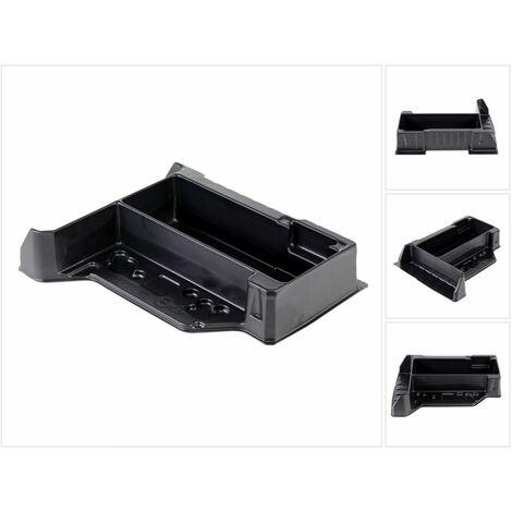 Bosch 1/2 Incrustación de maletín L-Boxx para cargador y baterías ( 60828506DN )
