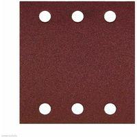 Bosch 10-piece sanding sheet set 115 x 107 mm. 40 2608607455