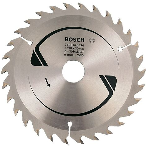 Bosch 160 X 20MM Speedline for Wood Circular Saw Blade 12T (2608640786)
