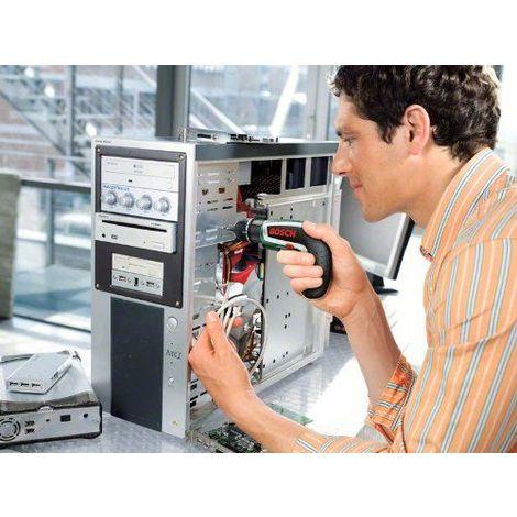 Bosch 1600A001Y5 Adaptateur réglage couple IXO, Noir