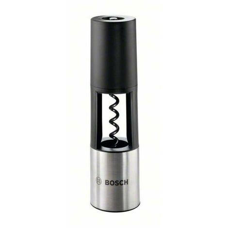Bosch 1600A001YD Adaptador sacacorchos para atornilladores IXO fácil aplicación Para abrir botellas rápido y sencillo