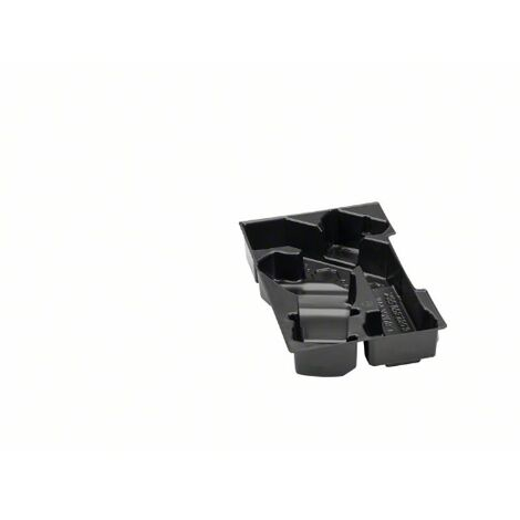 Bosch 1600A002VM Bandeja completa para sierras de sable GSA 12V-14 GSA 12V-14 + media bandeja para maletín L-Boxx 102