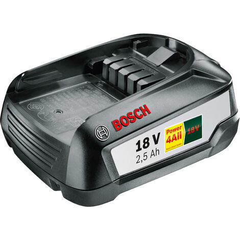 Bosch 1600A005B0 PBA 18 V 2,5 Ah W-B Li-On Battery