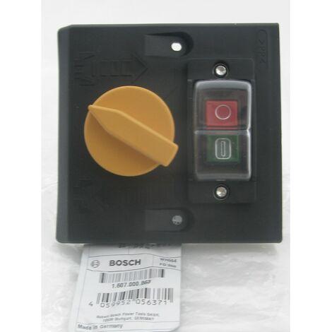 Bosch 1607000863 original Schaltersatz 1 607 000 863 für Häcksler AXT 2200 HP, 2500 HP