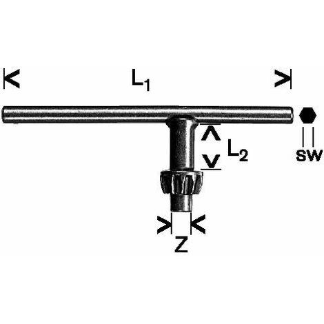Bosch 1607950045 Llave de repuesto para sierras de corona dentada 110x40x6mm