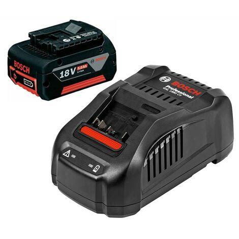 Bosch 18v Battery Starter Set - 1 x 5.0ah Battery + GAL1880 Fast Charger