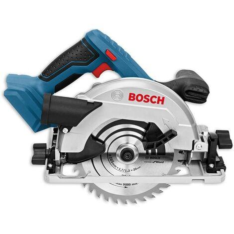 Bosch 18v GKS 18V-57 165mm Cordless Circular Saw GKS18 V-57 06016A2200