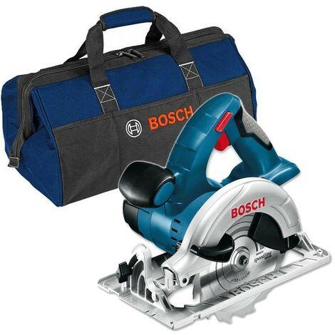 Bosch 18v GKS18VLIN Lithium 165mm Cordless Circular Saw Bare GKS 18 V-LIN + Bag