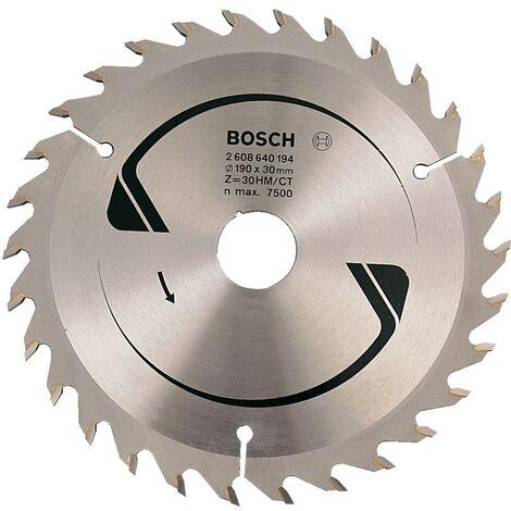 Bosch 190 X 30MM Speedline for Wood Circular Saw Blade 12T (2608640800)