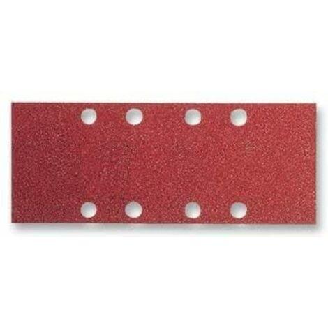 Bosch 2 608 605 306 - Jeu de 10 feuilles abrasives (93 x 186 mm, 120)