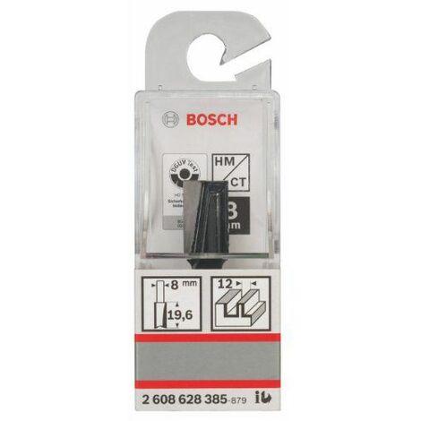 Bosch 2 608 628 385 Fraise 8 mm 12 x 20 x 51 mm