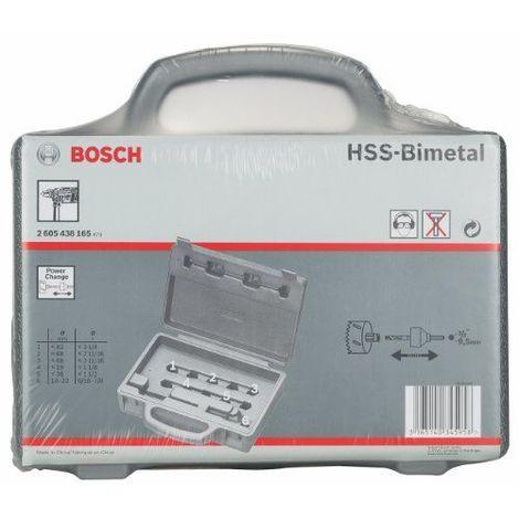 """main image of """"Bosch 2605438165 Coffret à outil vide Pour scie cloche"""""""