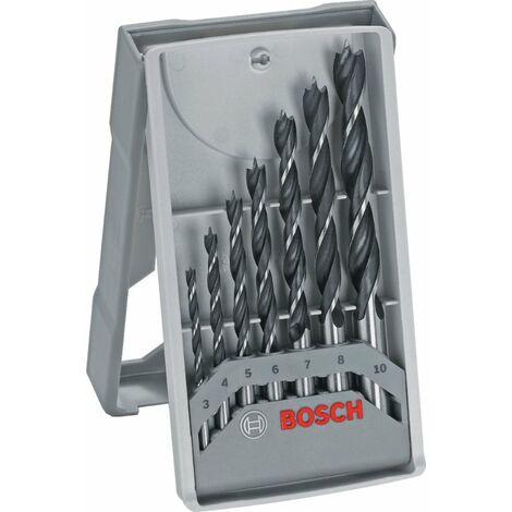 Bosch 2607017034 7-PC X-pro Wood Drill Bit Set