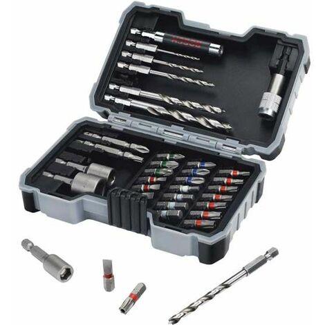 Bosch 2607017327 Set de brocas y puntas de atornillar (35 uds.)