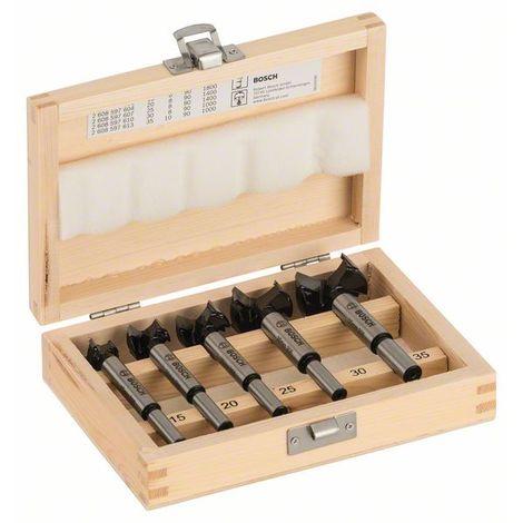 BOSCH 2607018750 Madera artesanal metal duro: set 5 uds