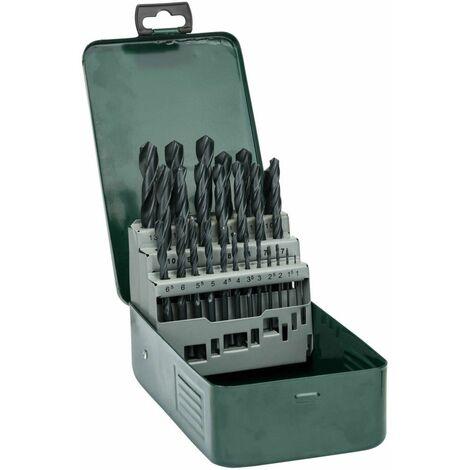 Bosch 2607019446 Metal HSS-R Drill Bit Set 25 Piece 1-13mm