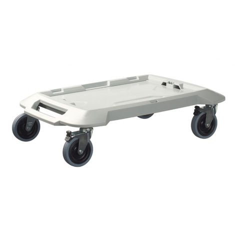 Bosch 2608438070 / 1600A001S9 chariot / trolley / dolly pour L-Boxx