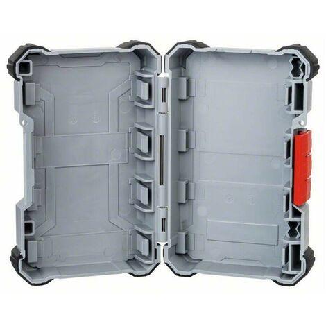Bosch 2608522363 Caja tamaño L para accerios Pick and Click: juegos de puntas, llaves de vaso y brocas
