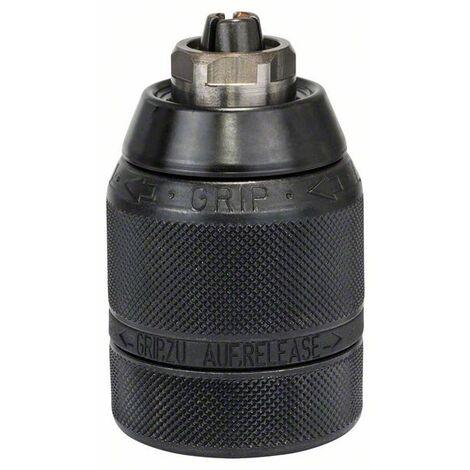 BOSCH 2608572105 Portabrocas sujeción rápida hasta 13 mm 1,5-13 mm 1/2-20