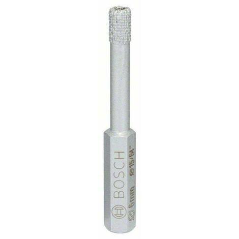 Bosch 2608580890 Broca de diamante Standard en seco 6mm