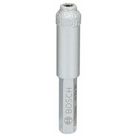 BOSCH 2608580894 Brocas diamante perforación en seco Standard Ceramics 12x33