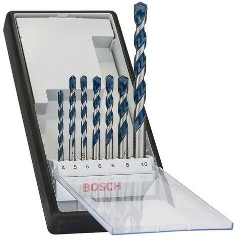 Bosch 2608588167 7 Piece CYL-5 Robust Line Concrete Masonry Drill Bit Set 4-10mm