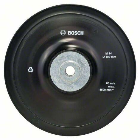 Bosch 2608601209 Plato lijador para amoladora 180mm