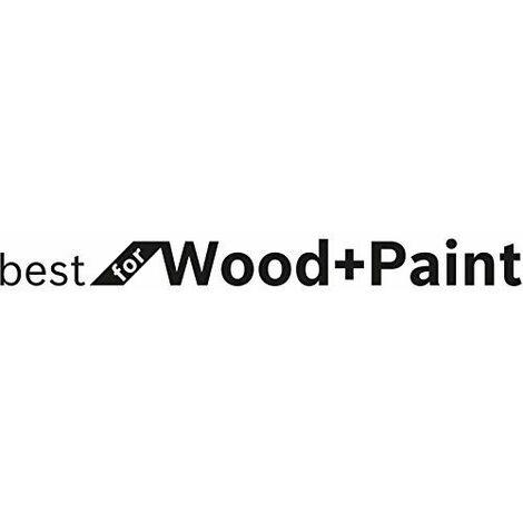 Bosch 2608605088 Disque abrasif pour ponceuse excentrique 150 mm 6 Trous Grain 100 5 pièces