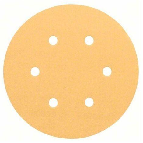 Bosch 2608605090 Hoja de lija para lijadoras excéntricas Best Wood and Paint C470 150mm 6P G180 5 uds