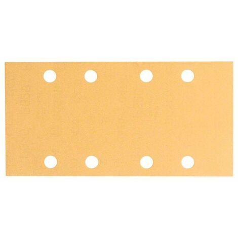 Bosch 2608605256 Hoja de lija para lijadoras orbital Best Wood and Paint C470 93x186mm 8P G120 10 uds