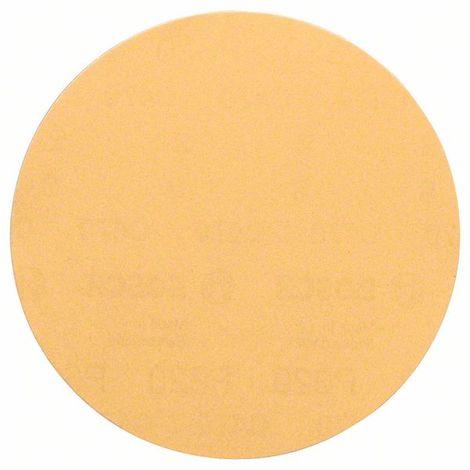 BOSCH 2608605442 Estuche de 10 hojas de lija C470 125 mm 180