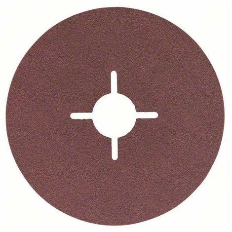 Bosch 2608605479 Disco de lija de fibra R444 Expert for Metal Dm 125mm G120 50 uds